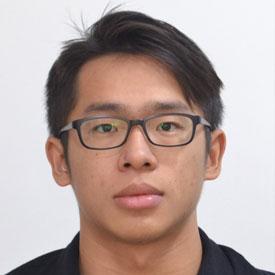 portrait photograph of Man Yin Chow