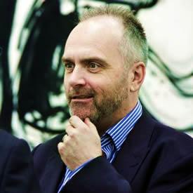 portrait photograph of Chris Dalton