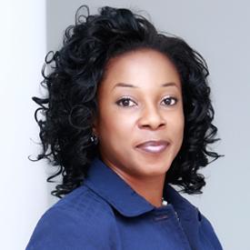 portrait photograph of Henrietta Onwuegbuzie