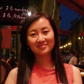 portrait photograph of Hongyan Li