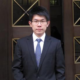 portrait photograph of Zhaoxian  Huang
