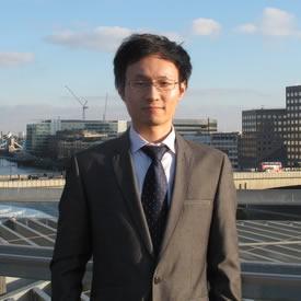 portrait photograph of Jiangfan  Jing