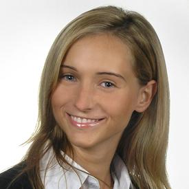 portrait photograph of Karolina Krzemieniewska