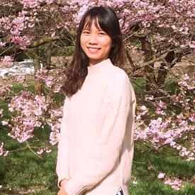 portrait photograph of Hoai Lan Duong