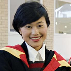 portrait photograph of Junhan  Lei