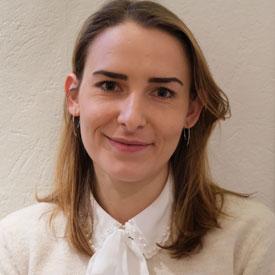 portrait photograph of Letycja Steinkamp