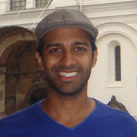 portrait photograph of Sundhir  Madaree