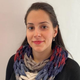 portrait photograph of Marianthi Paleni