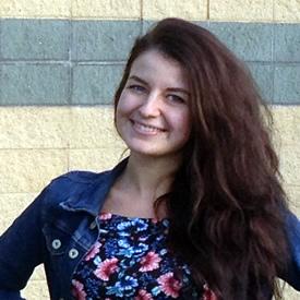 portrait photograph of Natalya Otsabryk