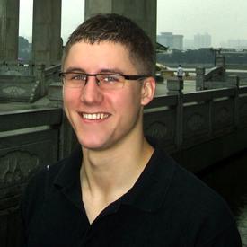 portrait photograph of Nicholas Schrecker