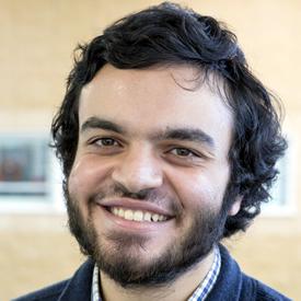 portrait photograph of Sherif Youssef