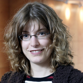 portrait photograph of Sophie Tessier