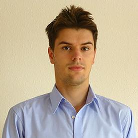 portrait photograph of Alexander Thimm
