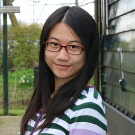 portrait photograph of Zhihui Huang