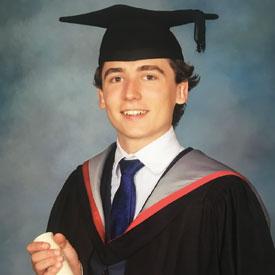 portrait photograph of Chris Eagle