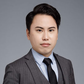 portrait photograph of Jacky Zhou