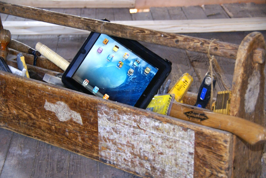 9 September 2015: The Philosophical Carpentry of the App