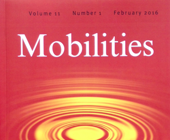 Mobilities Journal: Latest