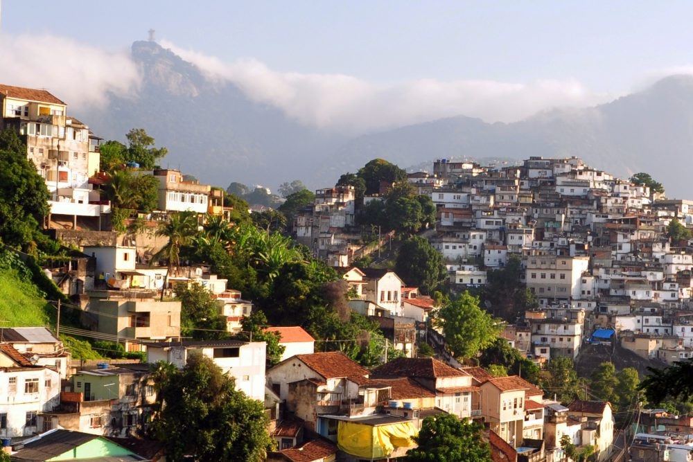 What's mobile: The mobile favela