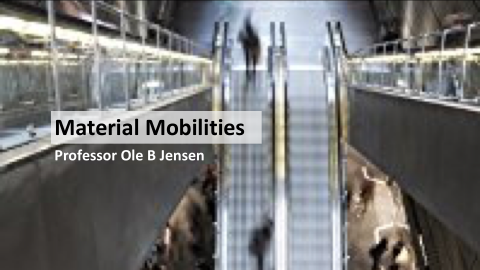 Material Mobilities and the Turn to Design in Mobilities Research