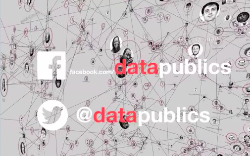 Out Now: Data Publics Programme