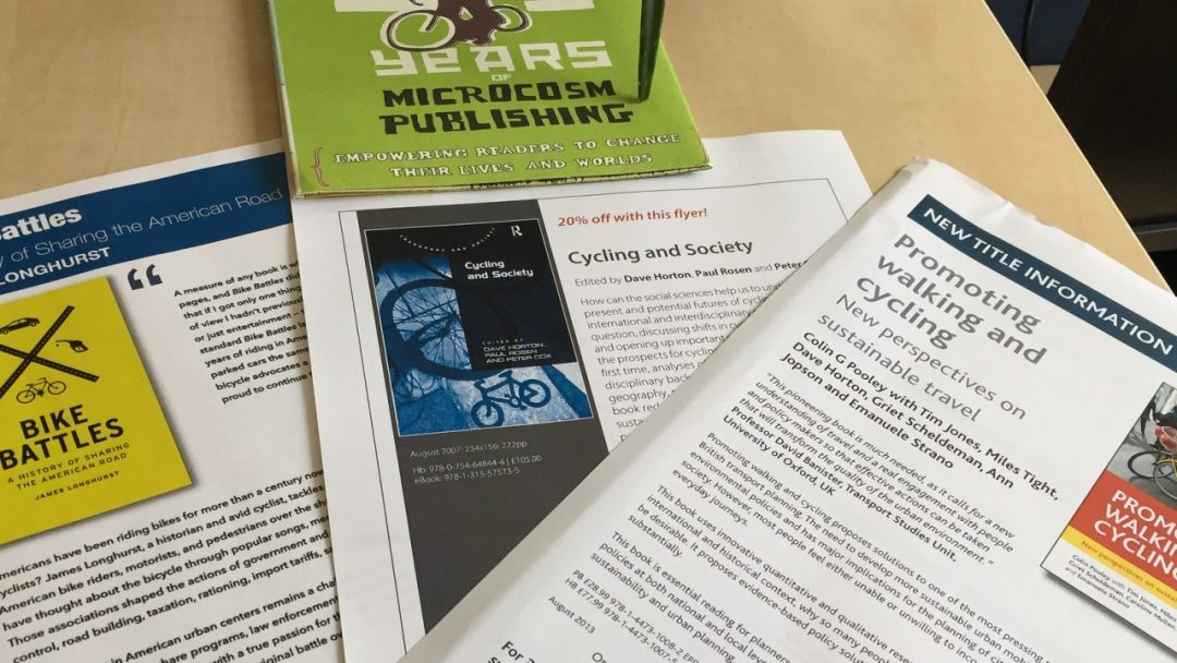 Cycling and Society Symposium: Whose biketopias?