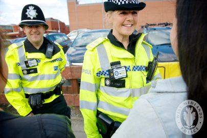 West Midlands Police Body Worn Camera