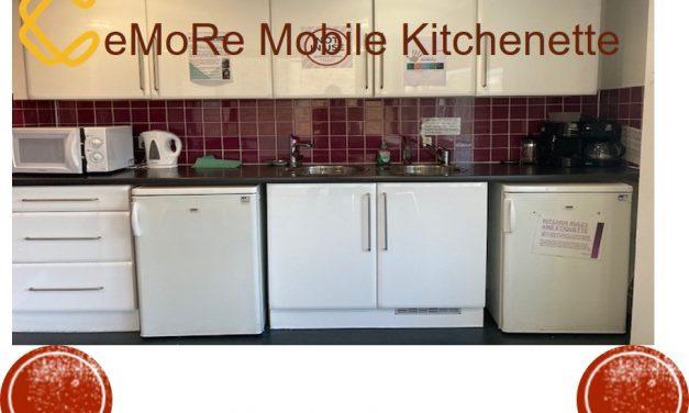 CeMoRe Mobile Kitchenette