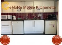 CeMoRe Mobile Kitchenette