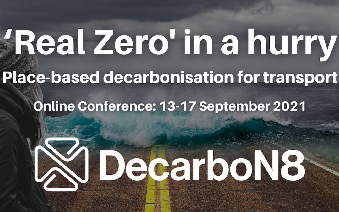 Call for papers: 'Real Zero' in a Hurry: place-based decarbonisation for transport