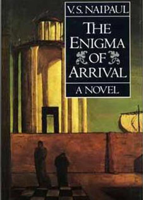 Cover of The Enigma of Arrival