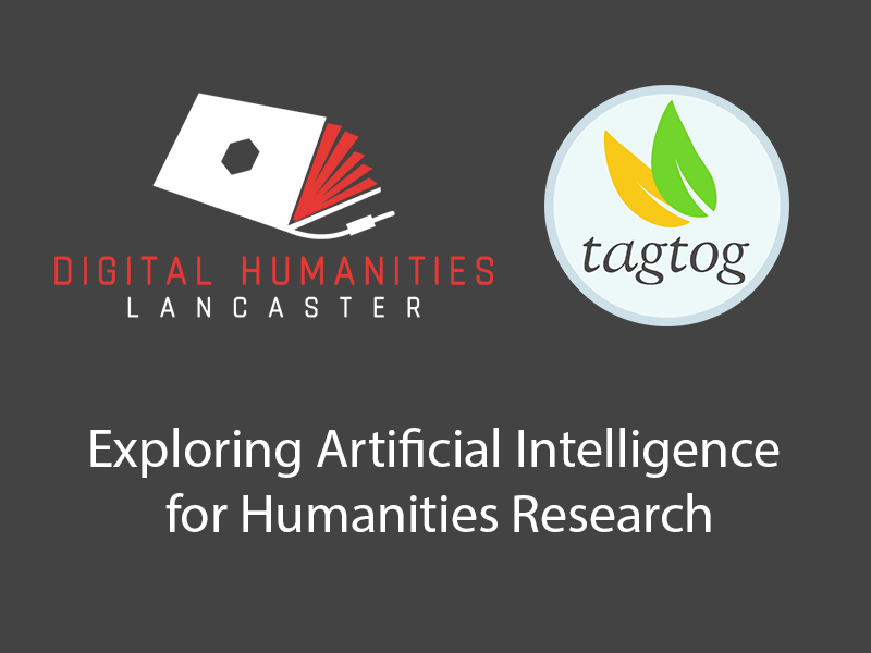 Workshop – Exploring AI for Humanities Research
