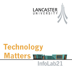 Technology Matters Events at InfoLab21