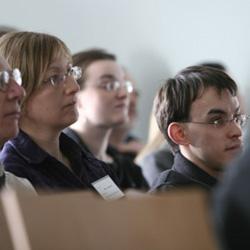 LARIA Delegates at InfoLab21