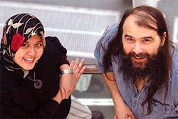 Haliyana Khalid and Professor Alan Dix