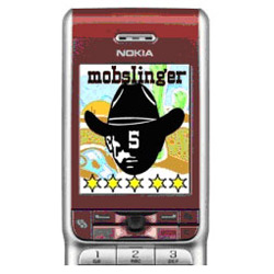 Mobslinger Mobile Phone Game
