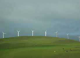The new course covers renewable energy sources such as wind, solar, water and nuclear power
