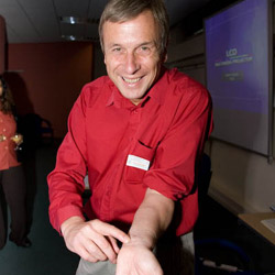 Key Speaker Professor Kevin Warwick
