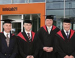 Foundation Degree Graduates 2007
