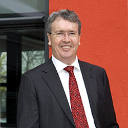 Professor Paul Wellings, Vice Chancellor of Lancaster University