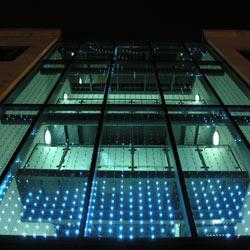 Firefly Display in CityLab, Dalton Square, Lancaster