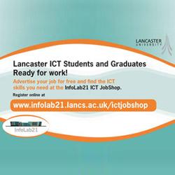 www.infolab21.lancs.ac.uk/ictjobshop