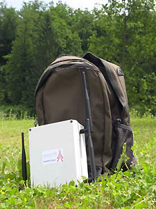 backpack routers