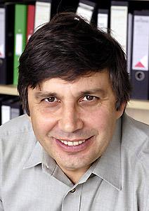 Professor Andre Geim, FRS