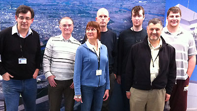 The Lancaster Physics T2K group at a meeting in Japan