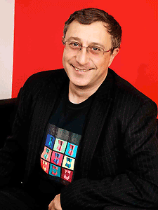 Lancaster University's Professor Vladimir Falko