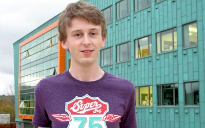 Ross Wilson, Student at School of Computing and Communications