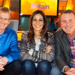 Julia Bradbury, Phil Tufnell and Dr Phil Hammond launched an attempt to tackle Britain's 'secret killers' - type 2 diabetes, liver and heart disease.