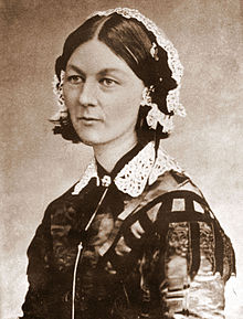 Florence Nightingale Born: 12 May 1820, in Florence, Italy. Died: 13 August 1910, in London. Profession: nurse and statistician.