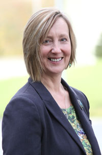 Pam Pickles, Student Employability Manager, Science and Technology